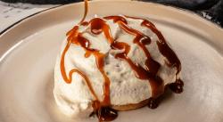 Qezzo Cinnamon Roll Caramelo de Café