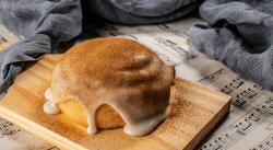 Qezzo Cinnamon Roll Canastra
